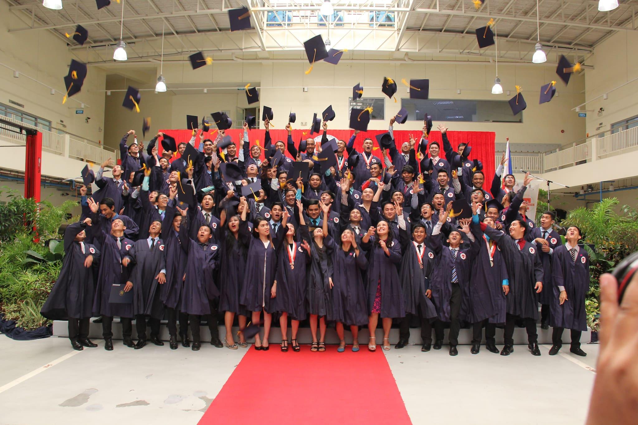 Toyota PH Tech School Produces Latest Batch of Graduates