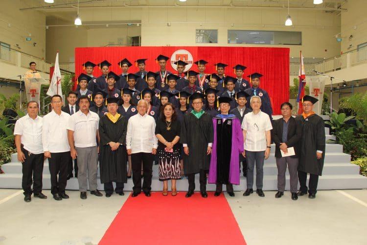 TMP Tech 5th Graduation