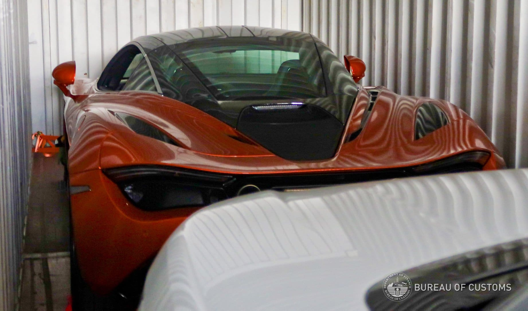Customs Chief: Confiscated Supercars Still Under Litigation