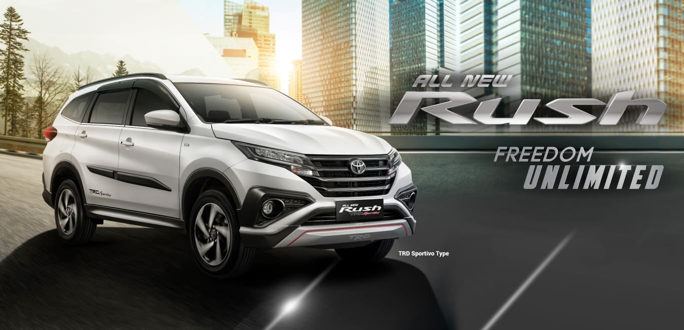 Toyota PH Now Accepting Reservations for Toyota Rush