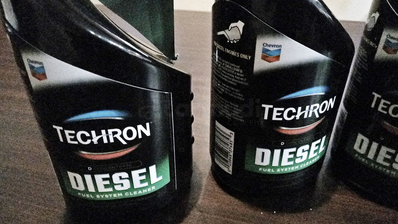 Caltex Rolls Out Techron D Concentrate for Cleaner and Better Performing Diesel Engines