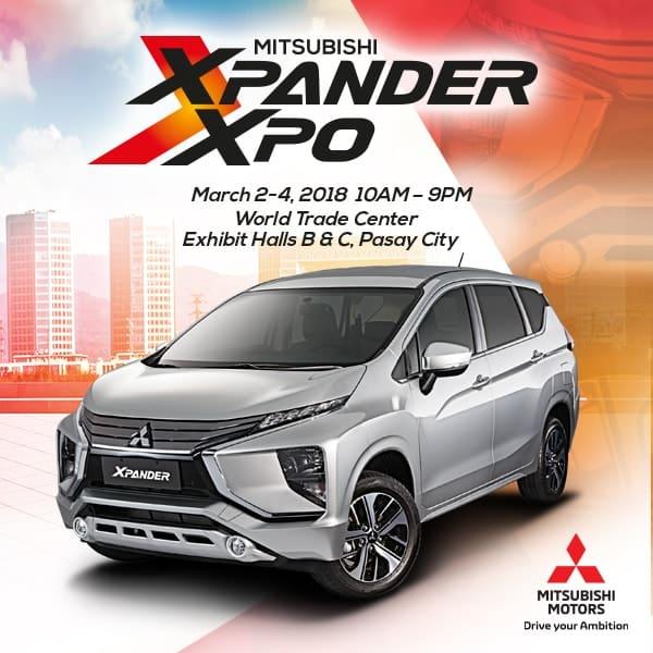 Mitsubishi Xpander Xpo