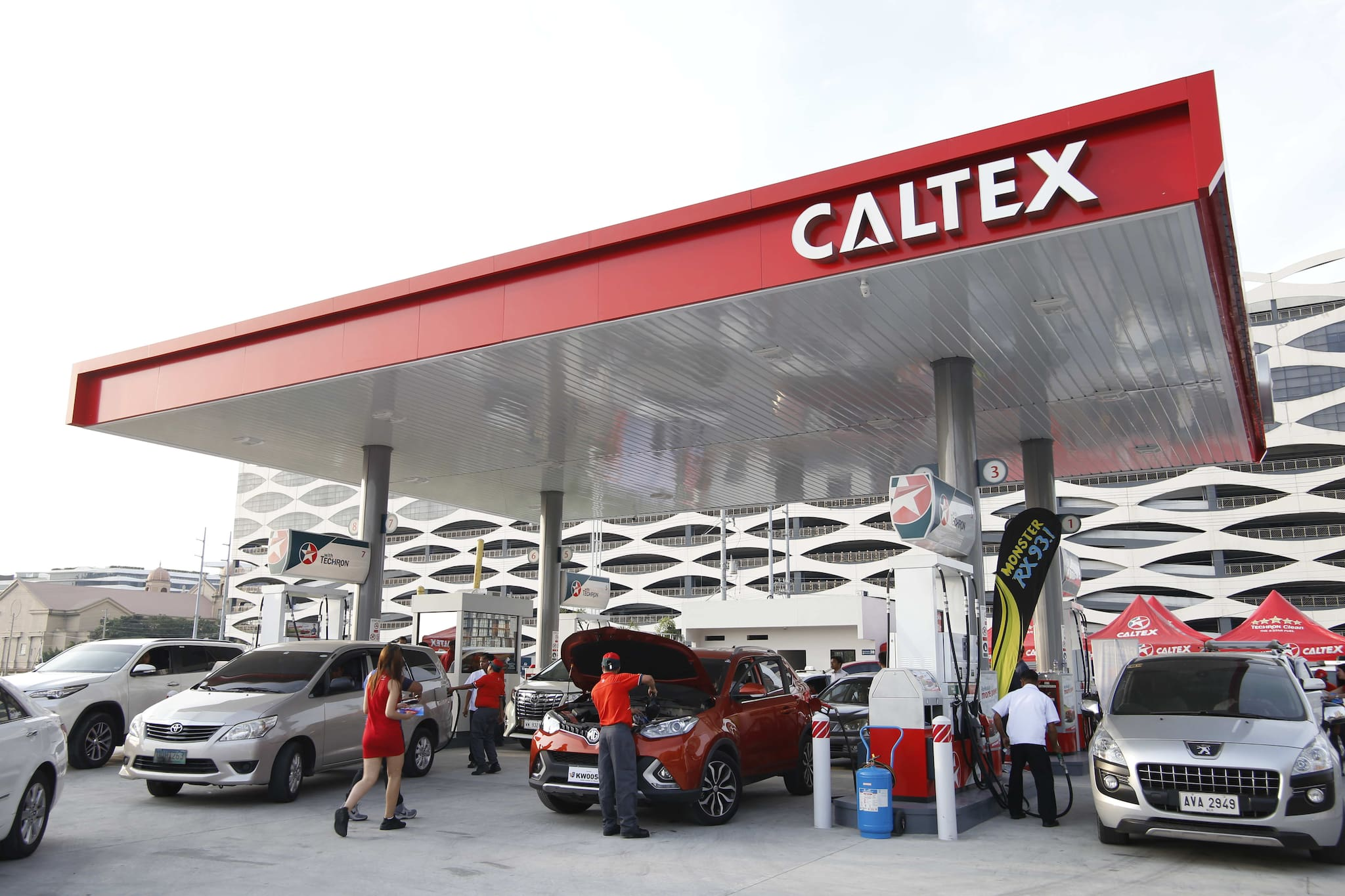 Caltex Continues to Pump Up Growth of Retail Network in 2018