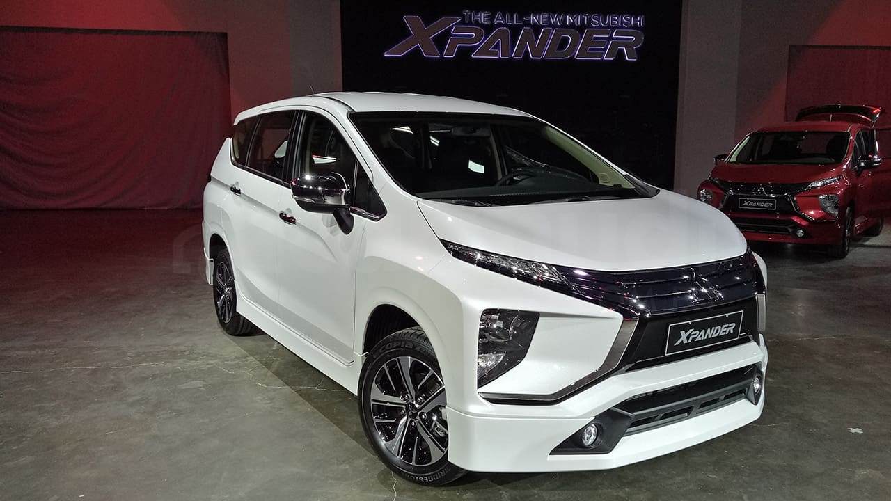 Mitsubishi PH Officially Launches All-New Mitsubishi Xpander