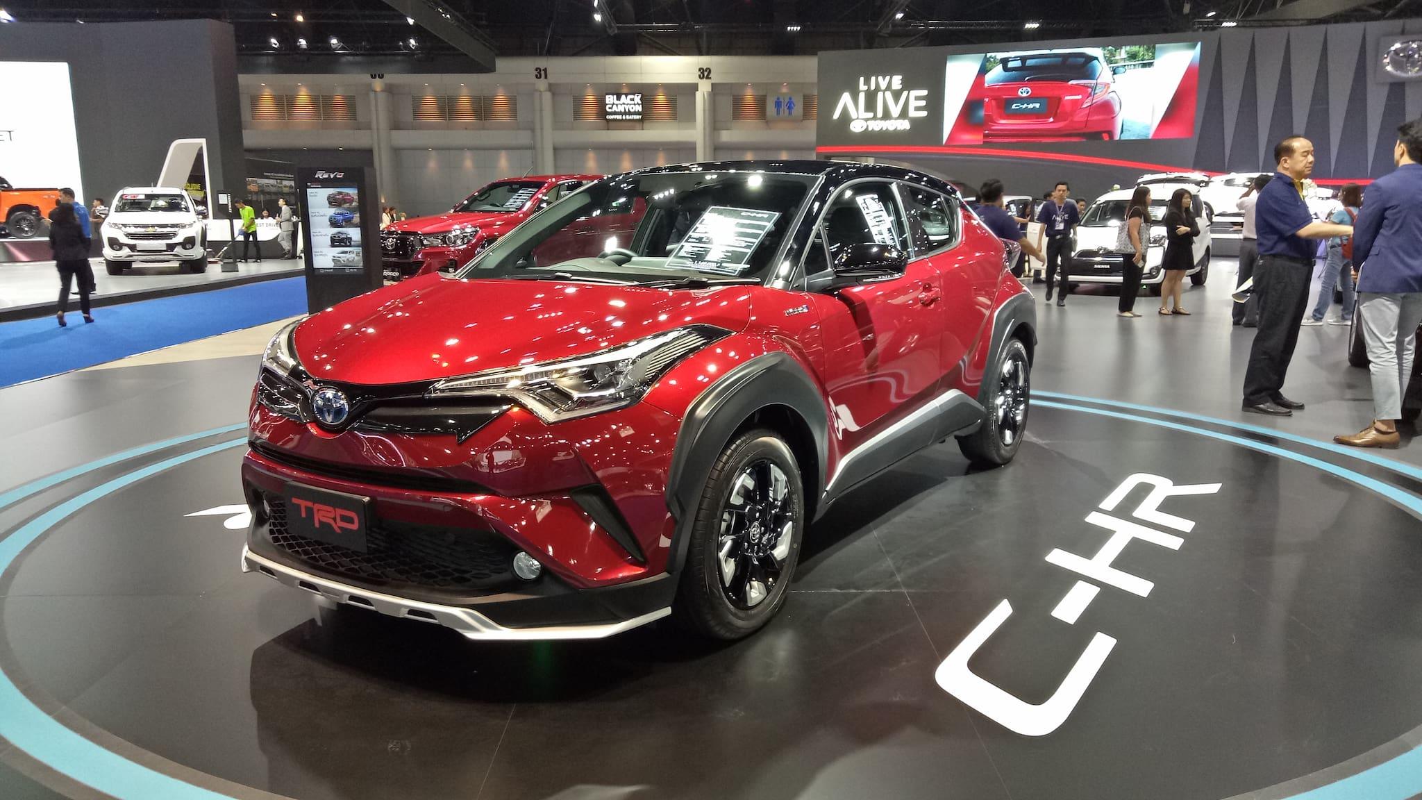 WATCH: A Peek at the 2018 Bangkok International Motor Show