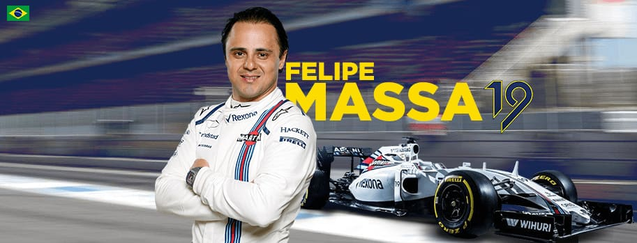 Felipe Massa to Visit PH for FIA Sport Conference 2018