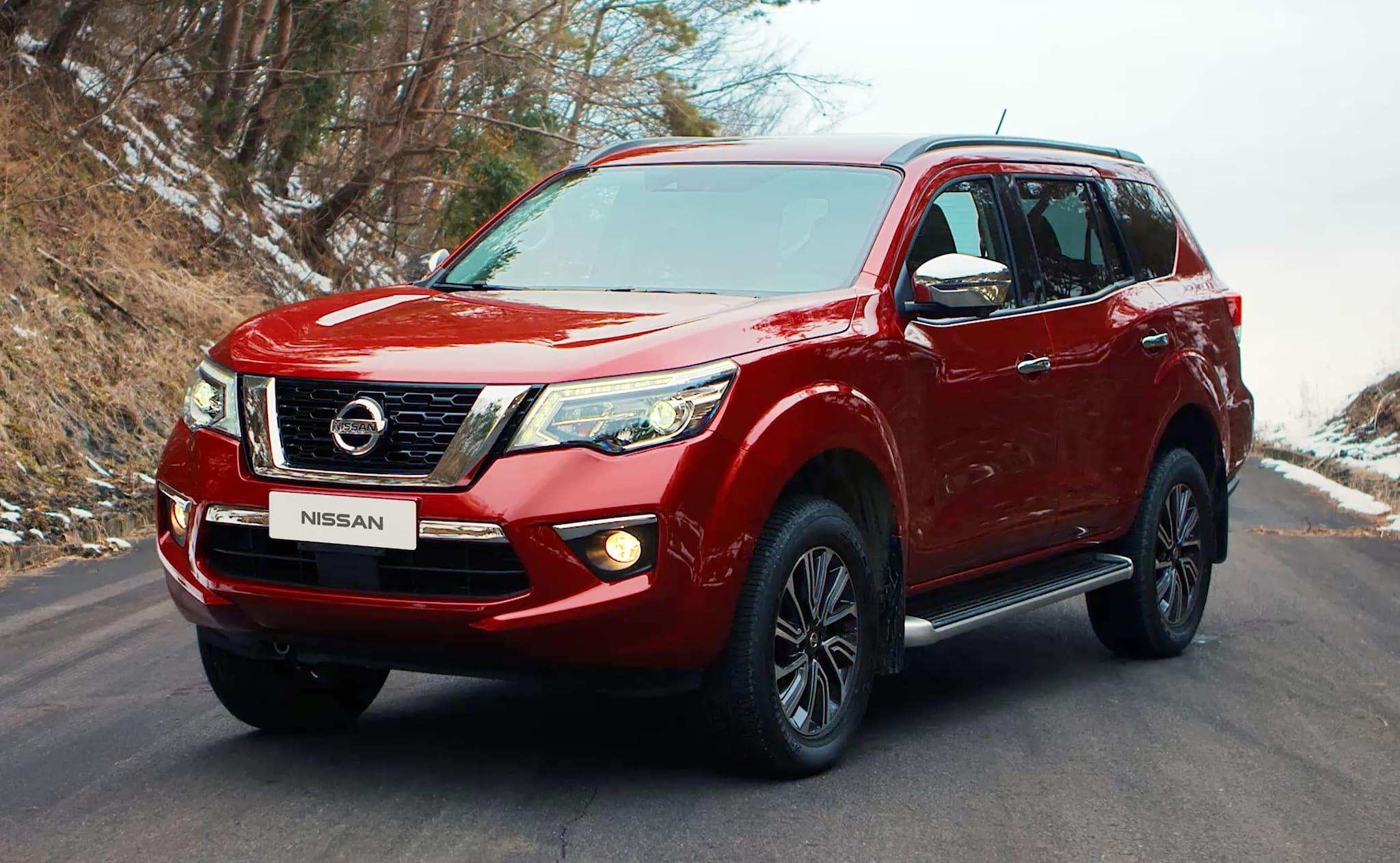 Nissan Finally Launches Navara-Based Nissan Terra for Asian Market