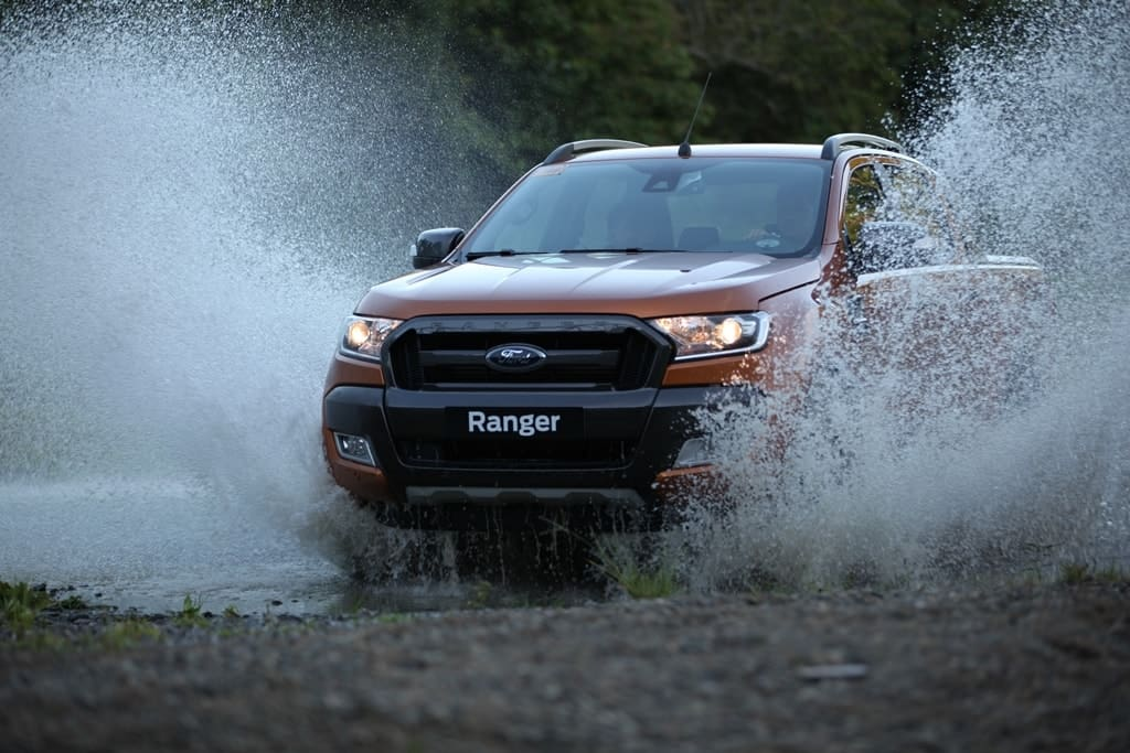 Ford Ranger Keeps Rolling, Delivers Record First-Half Sales in Asia Pacific