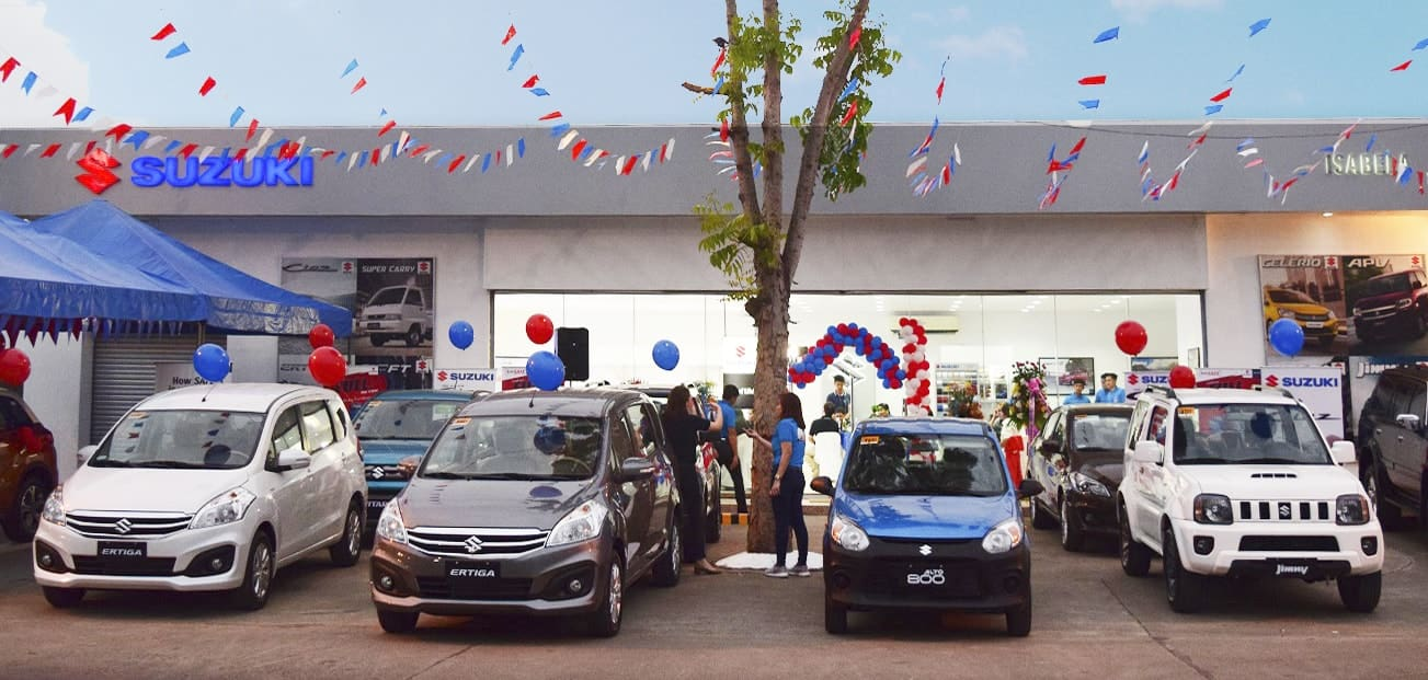 Suzuki PH Expands Further North with New 3S Dealership in Isabela