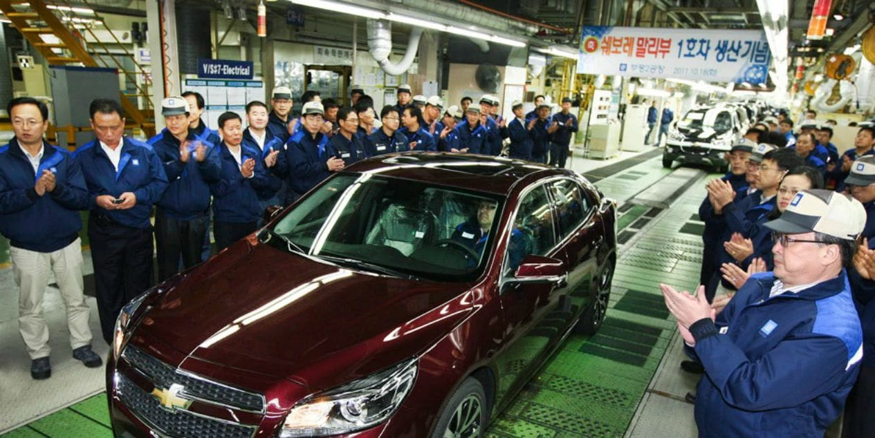 GM Korea Could Be on Its Death Bed