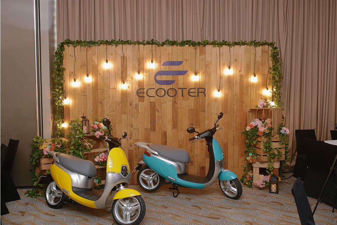 Ecooter Electric Scooter Launched
