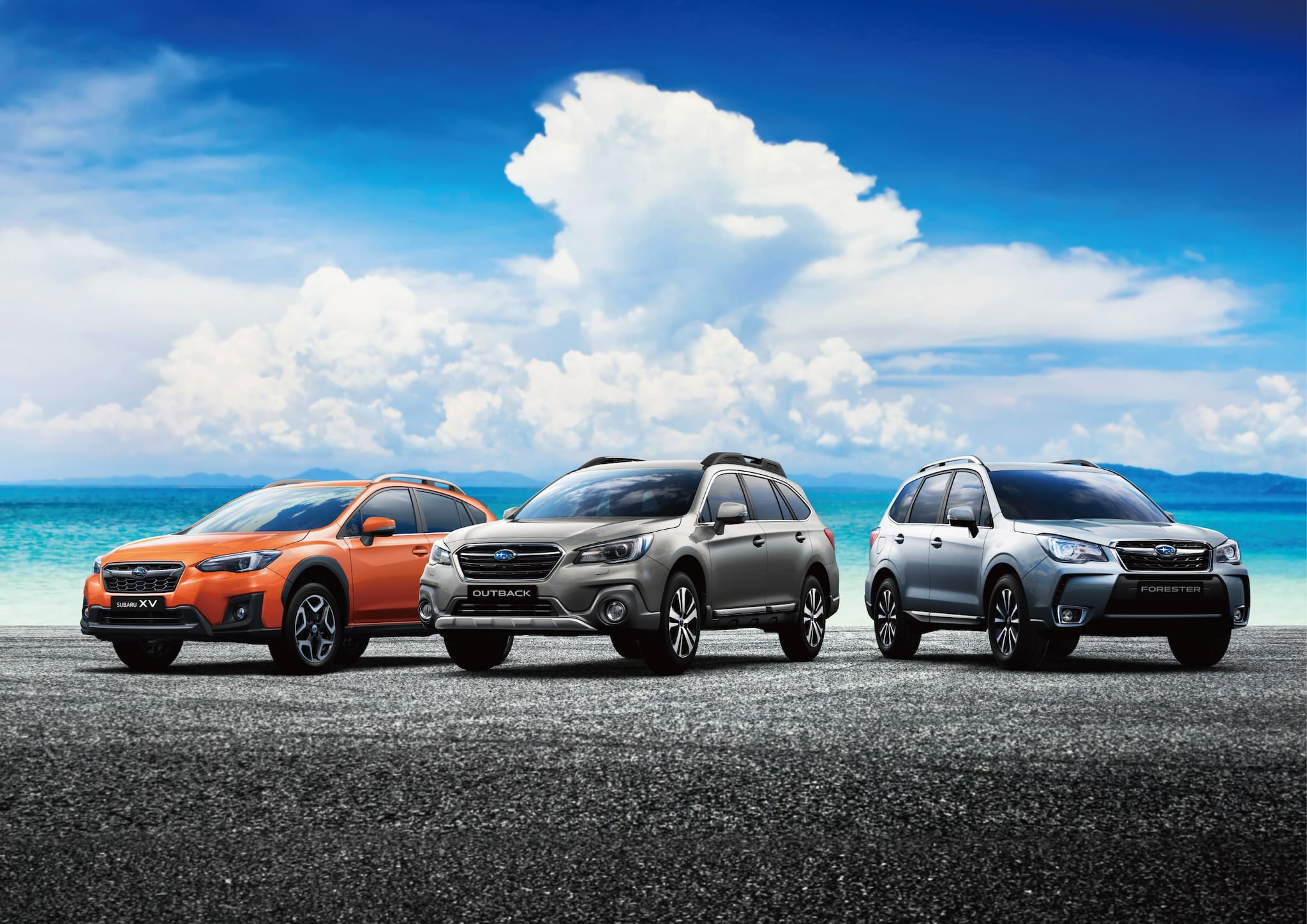 Own a Subaru at Lower Prices Versus Pre-TRAIN Law Prices