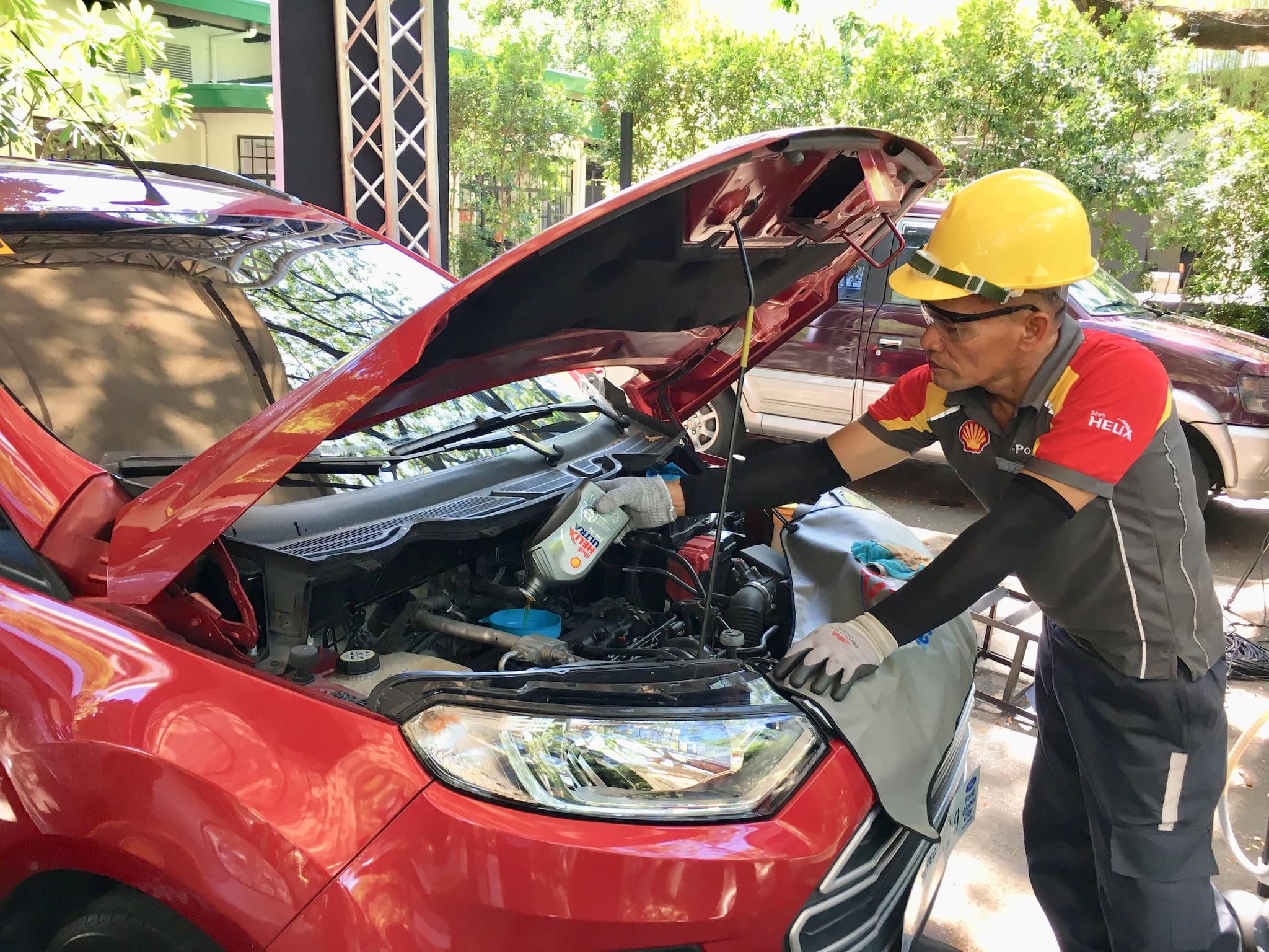 Five Benefits Your Car Can Get from Shell Helix Ultra Engine Oil