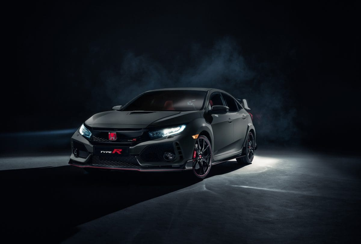 Honda PH to Sell Another 100 Units of the Honda Civic Type ...