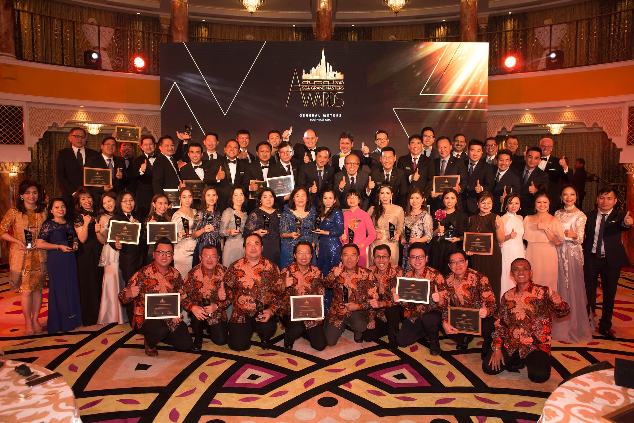 Philippines' Top Dealers Named GM Southeast Asia  Grandmasters