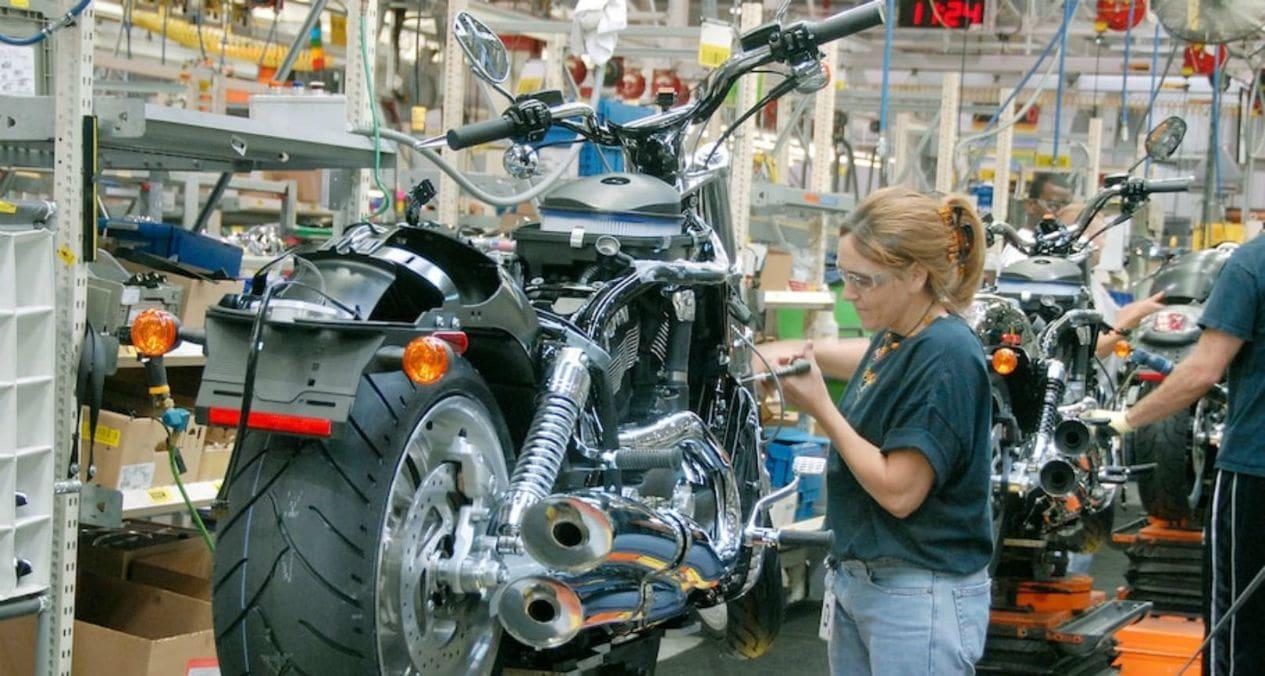 Harley Davidson: No Price Increase to Cover EU Tariff