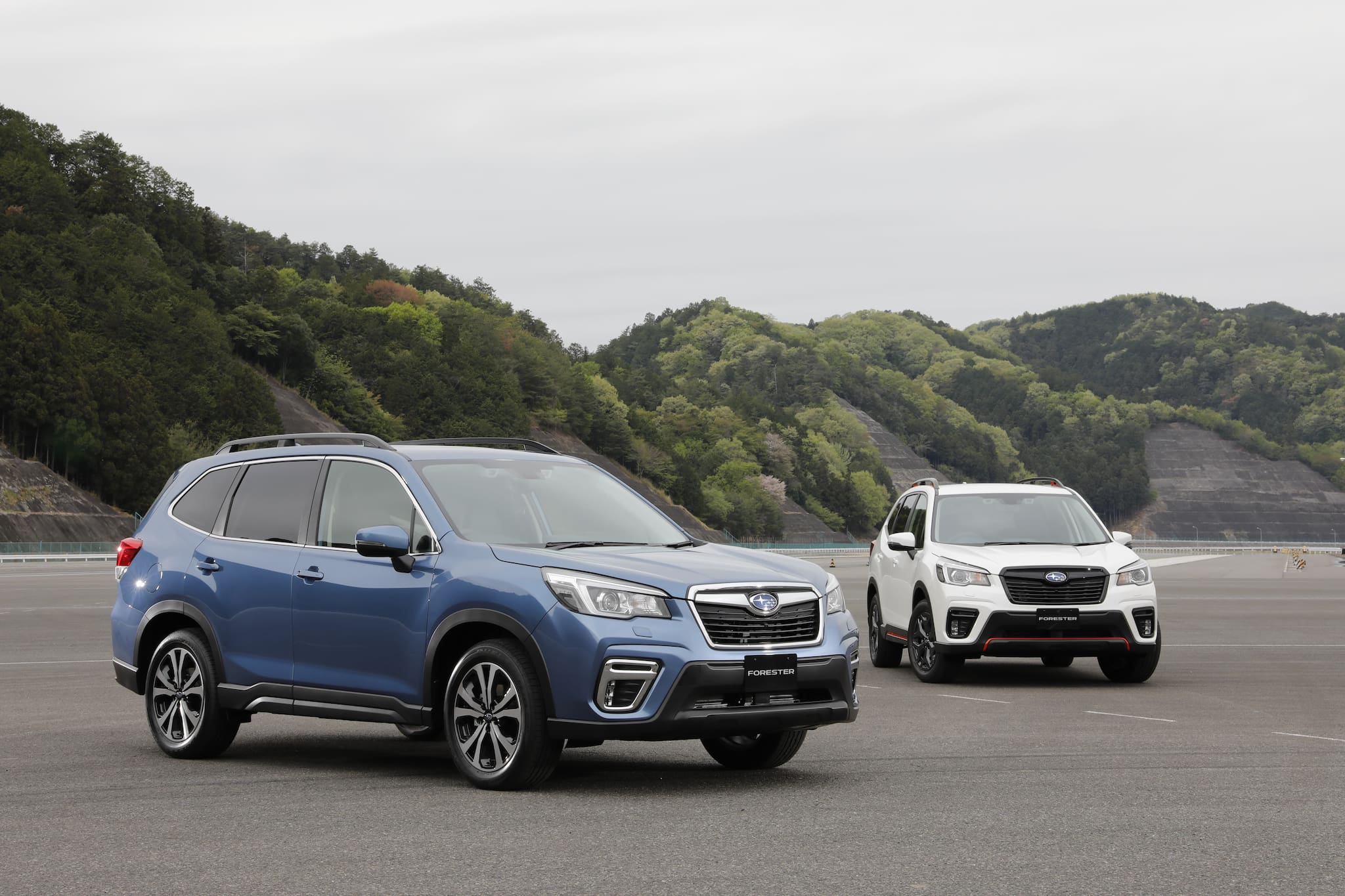 Subaru Now Accepting Reservations for Next-Gen Subaru Forester--in Japan, At Least