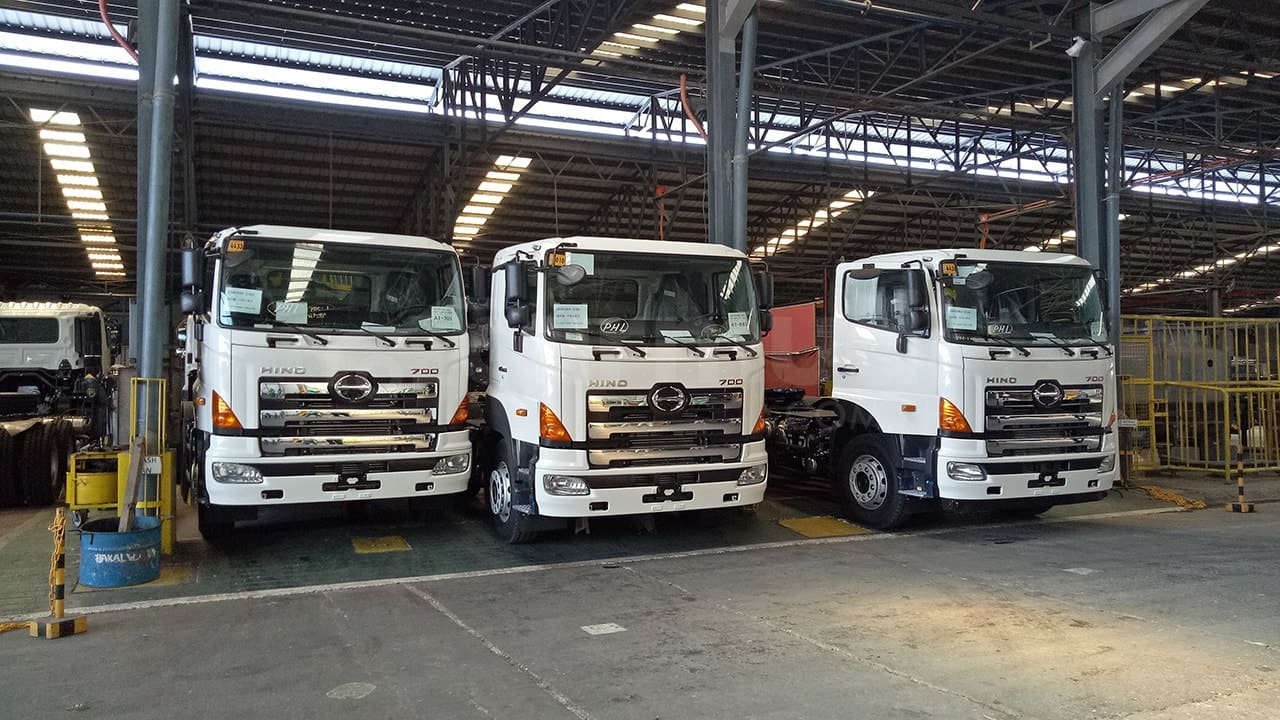 Safety Practices, Euro 4 Engines Hallmark of Hino Quality