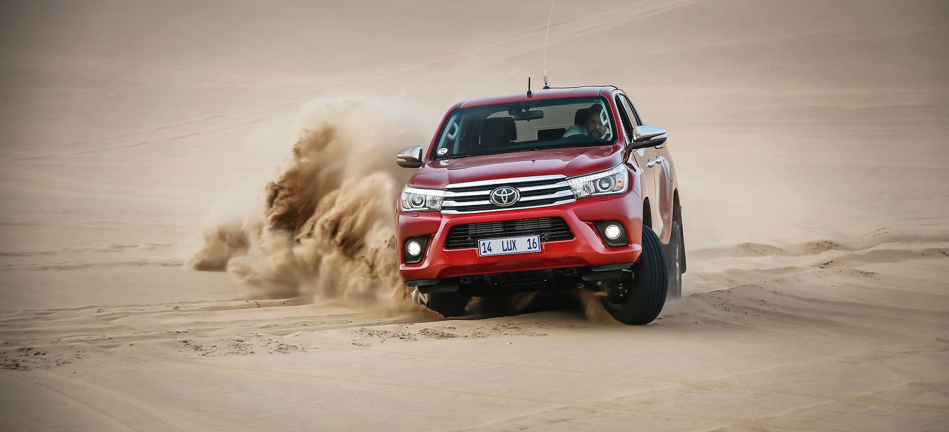 50 Years: Evolution of the Toyota Hilux