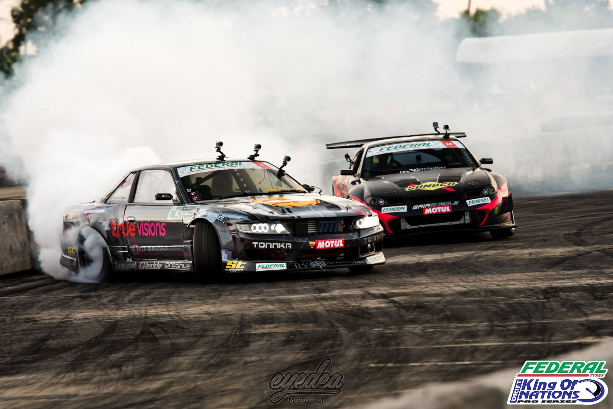 King of Nations PH Drifting Event Flags Off This Weekend