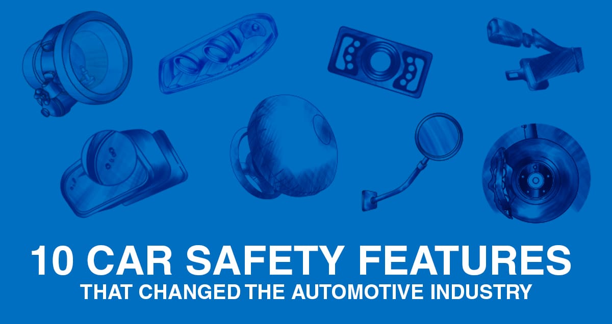10 Car Safety Features that Changed the Automotive Industry