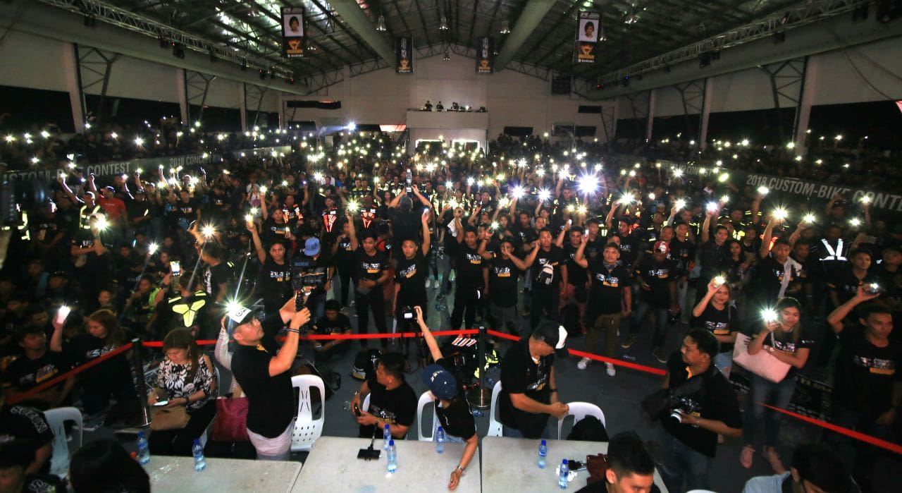 Suzuki Raider R150 Summit Comes to Mindanao
