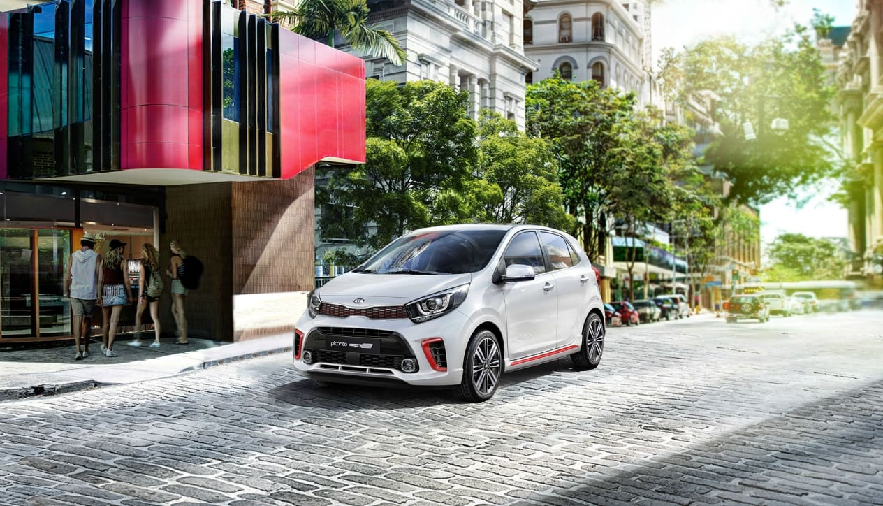 Pay as Low as PHP29,900* for a Brand-New Kia!