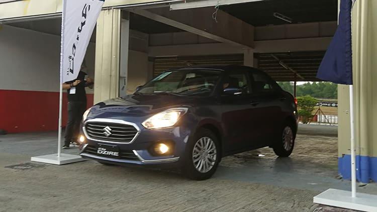 Suzuki PH Offers New Suzuki Dzire MT Variant
