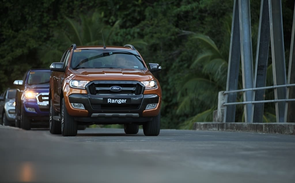 Ford Ranger Continues to Drive Ford PH's Sales in May