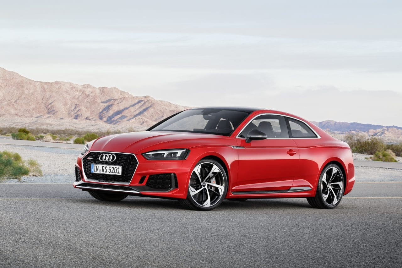 Five Things You Need to Know About the 2018 Audi RS 5 Coupe