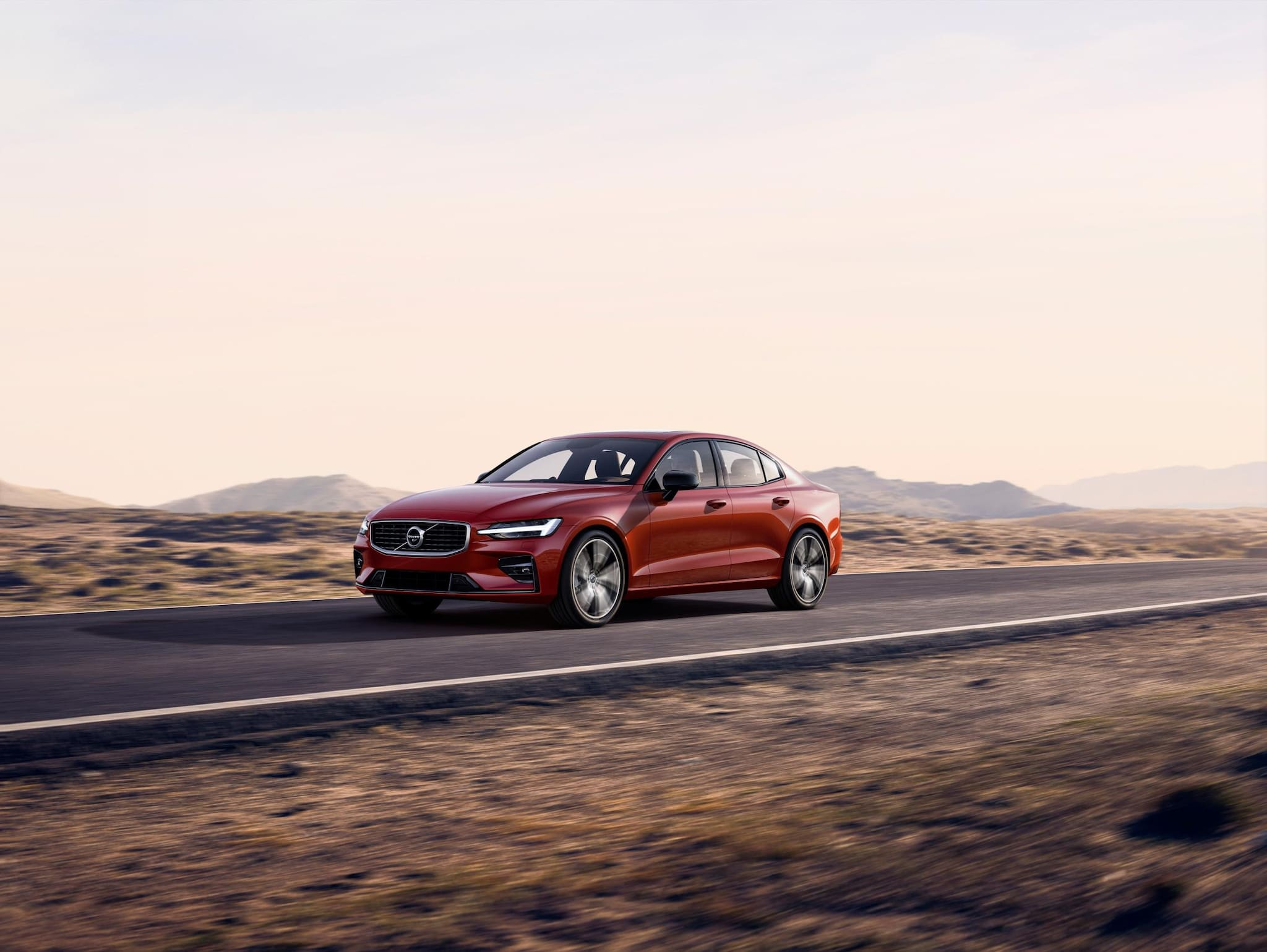 Volvo Reveals All-New S60