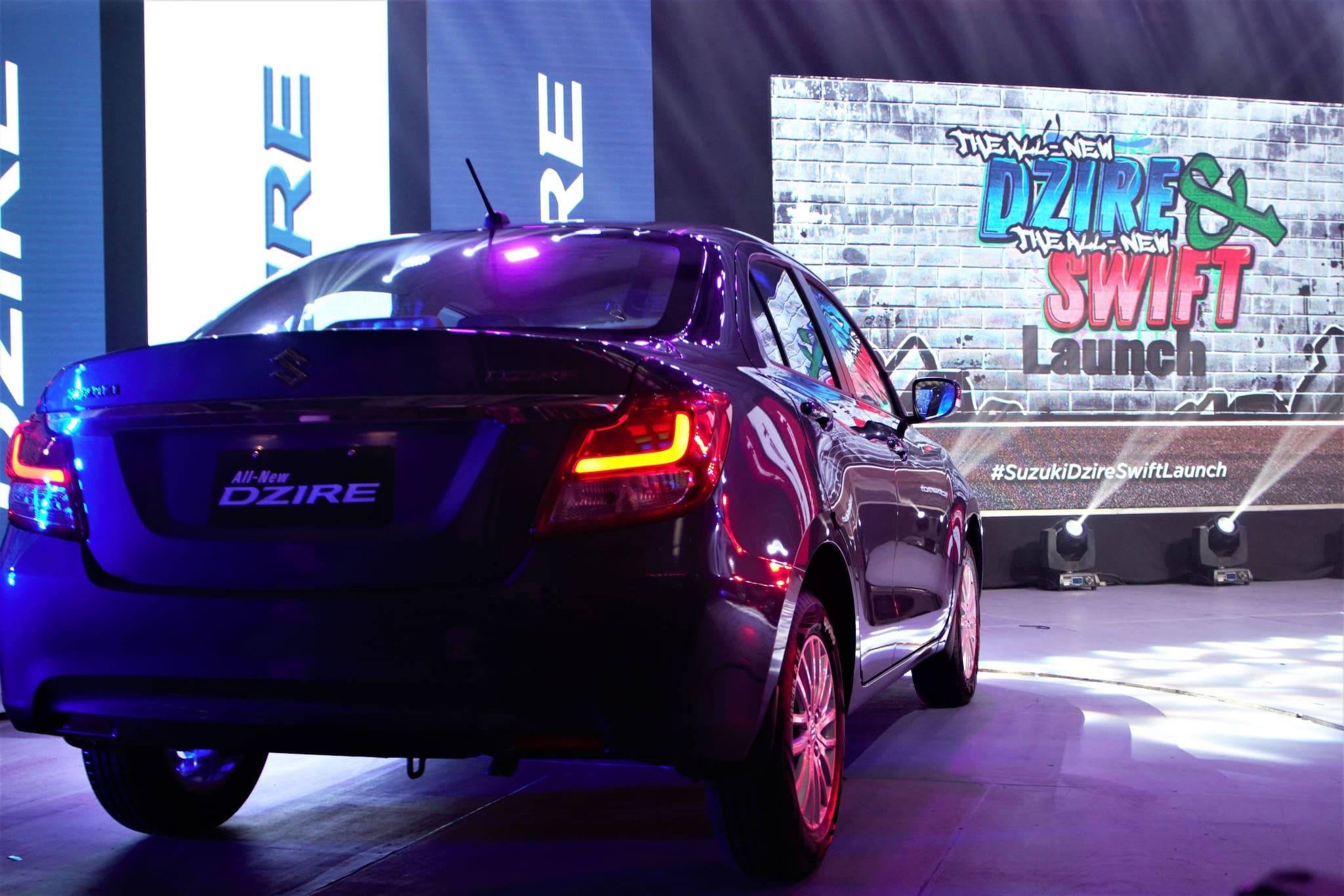 Suzuki PH Finally Launches All-New Suzuki Dzire, Suzuki Swift