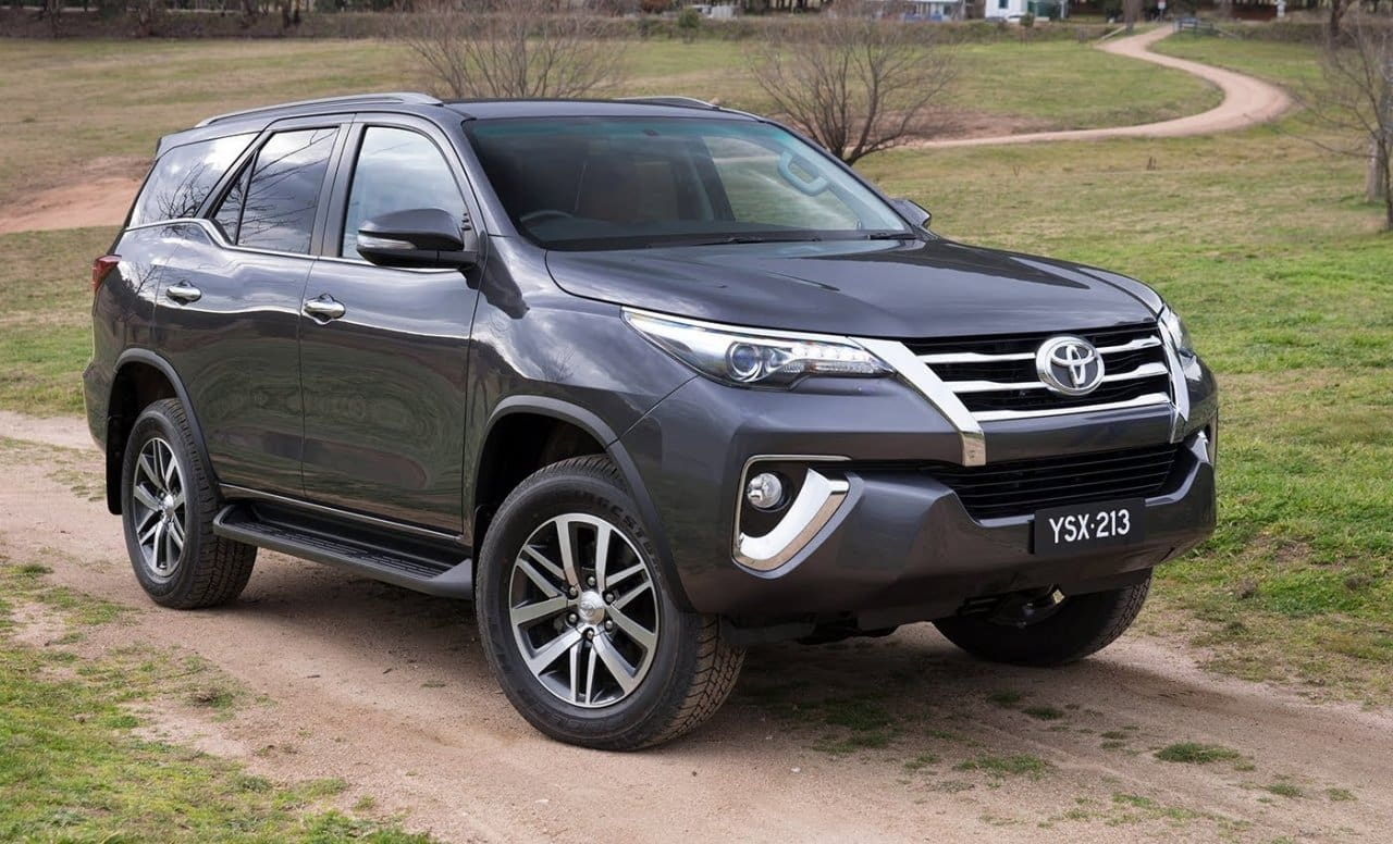 BUYER'S GUIDE: 2018 Toyota Fortuner