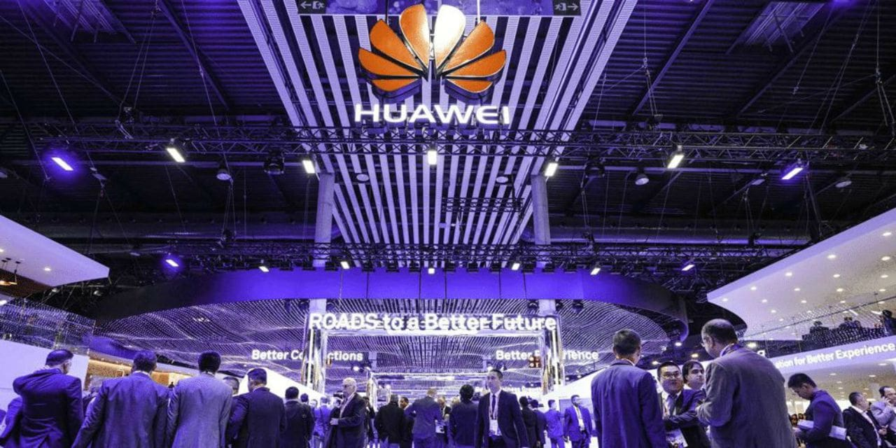 Huawei Unveils New Internet of Vehicles Platform