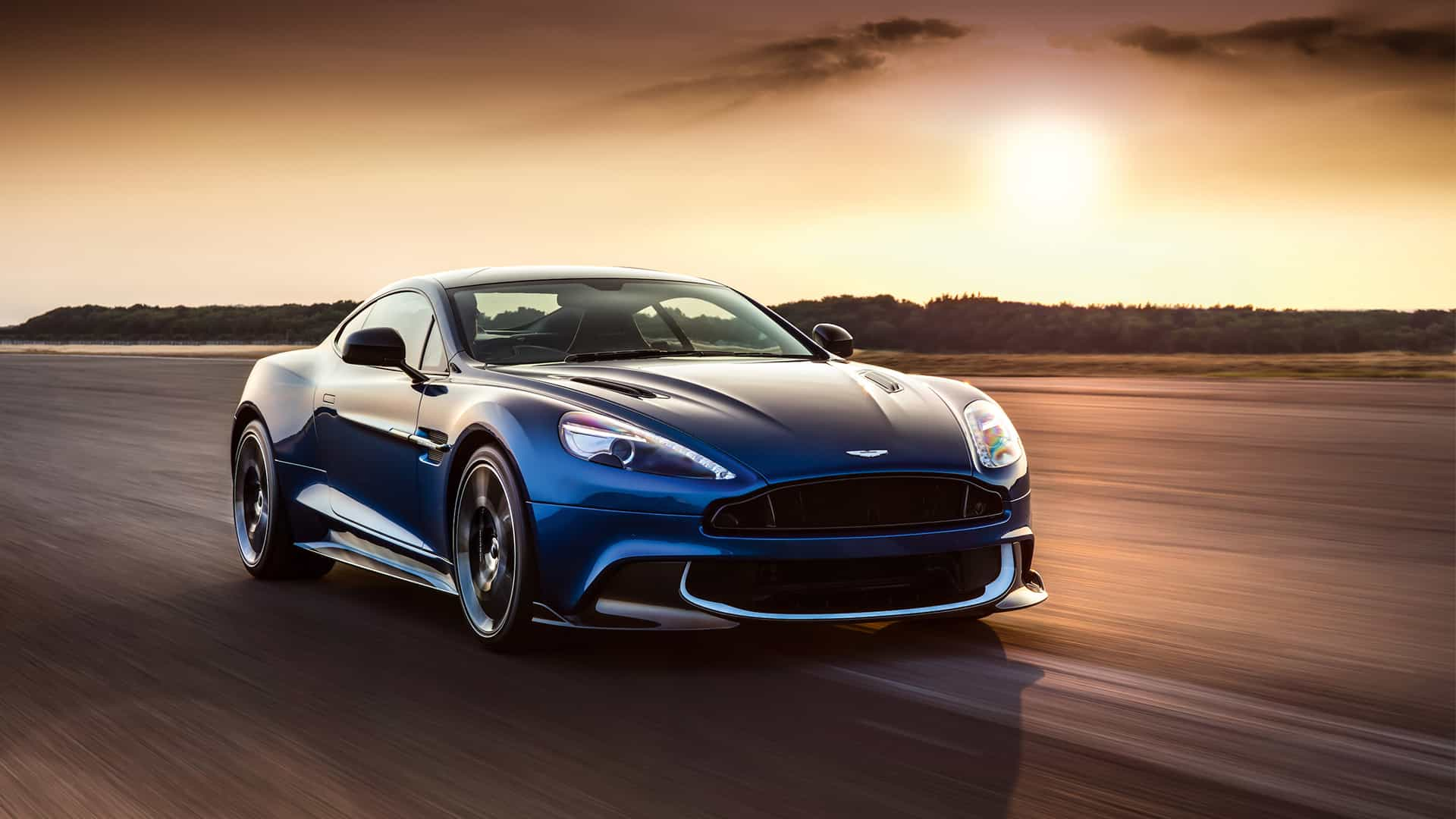 Vanquish S: Aston Martin's take on 'ultimate' Super GT