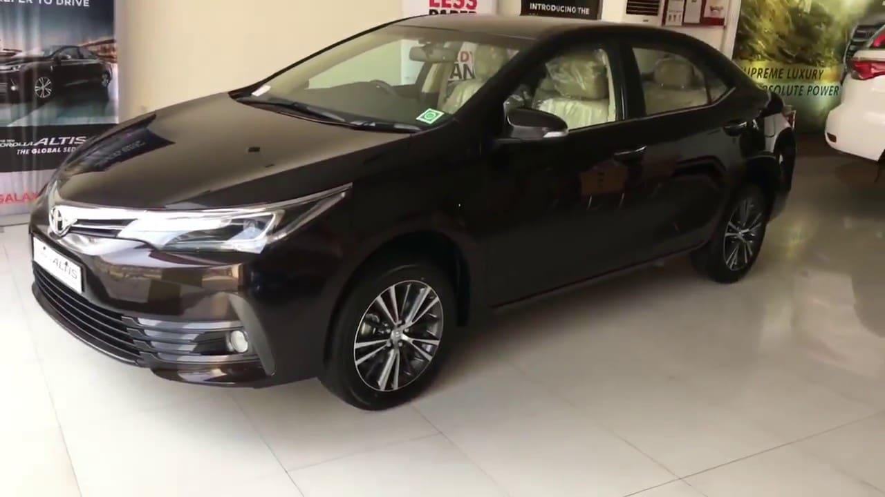 BUYER'S GUIDE: 2018 Toyota Corolla Altis