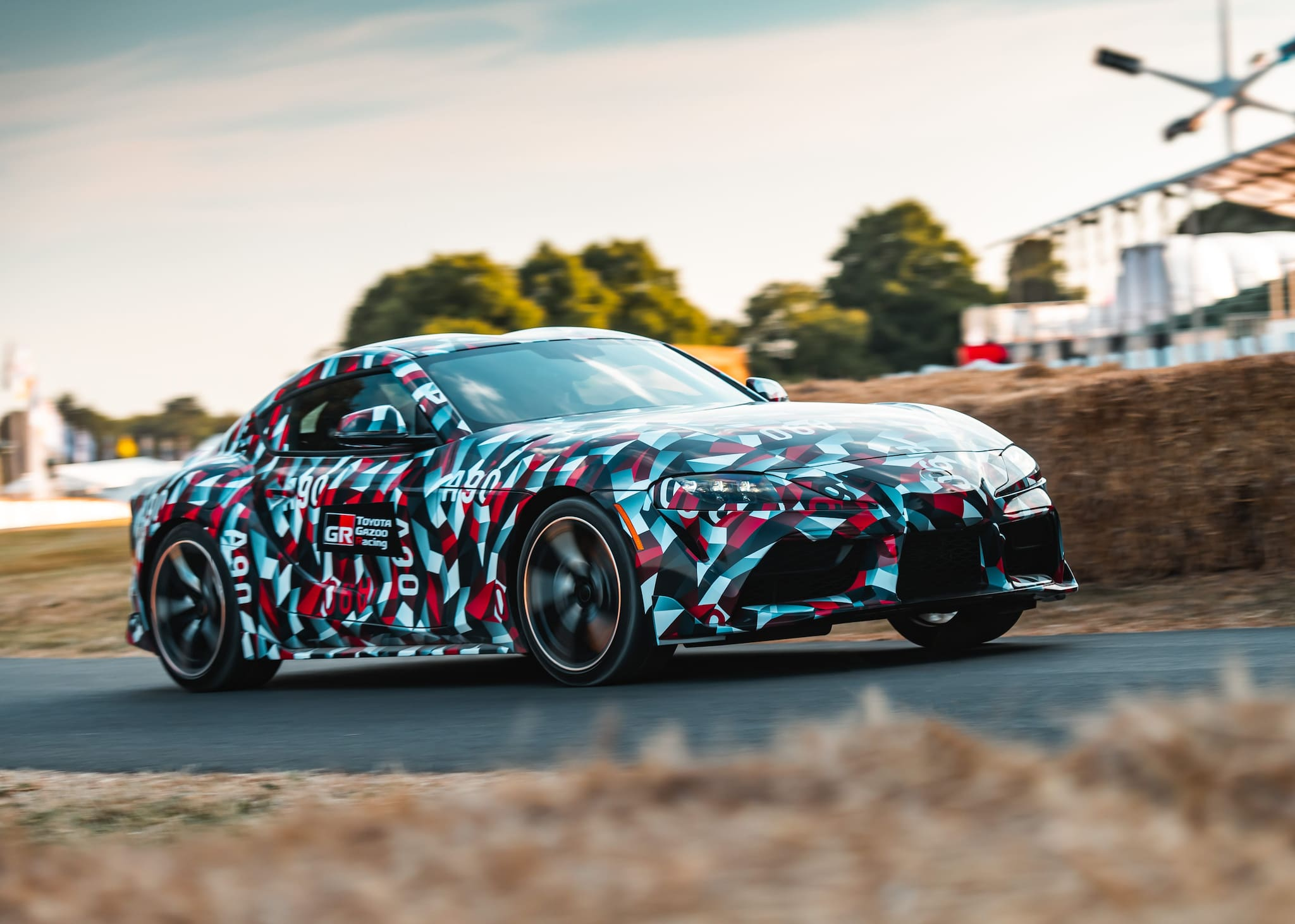 All-New Toyota Supra to Debut at 2019 Detroit Auto Show