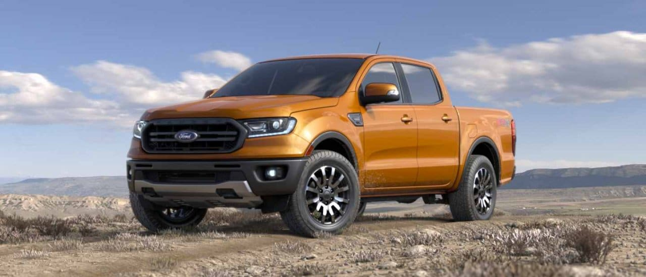 The 2019 Ford Ranger Now Comes with Newer Powertrains