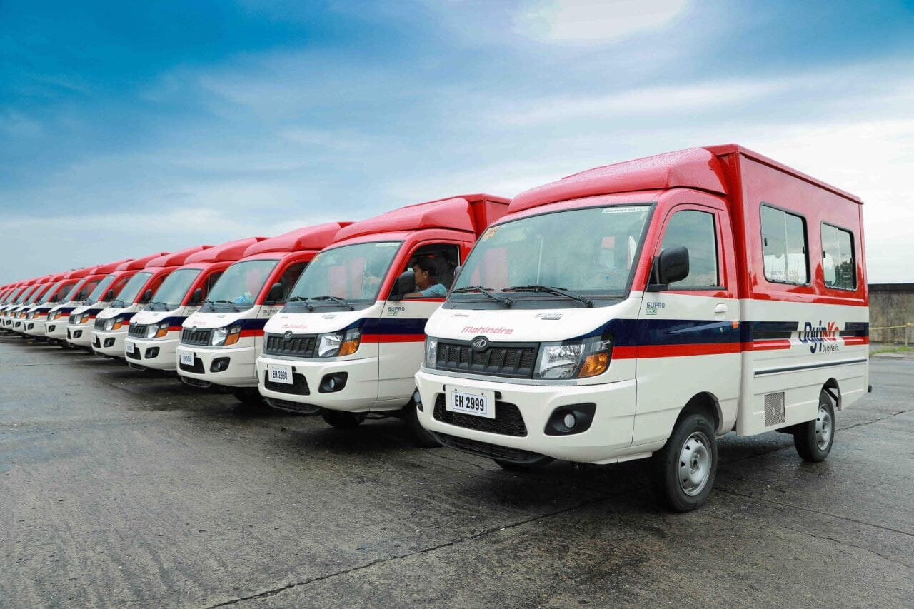 Mahindra Delivers 100 Modern Jeepneys to EcoDyip Transport Group