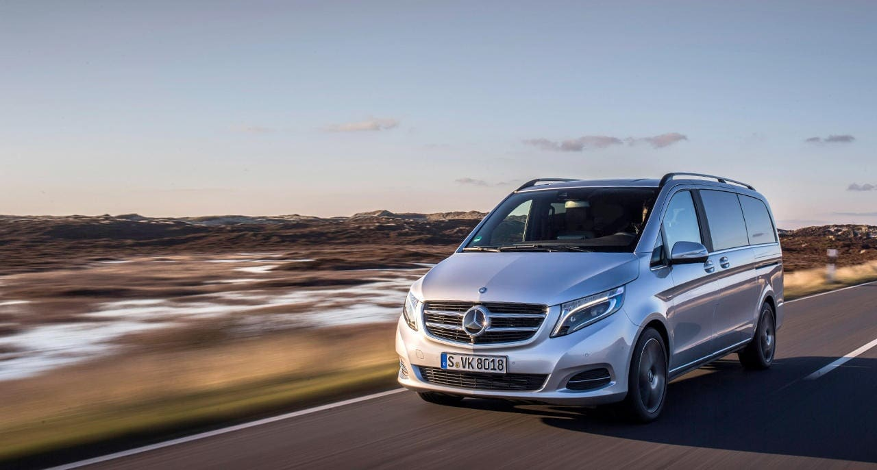 Buyer's Guide: 2018 Mercedes-Benz V-Class