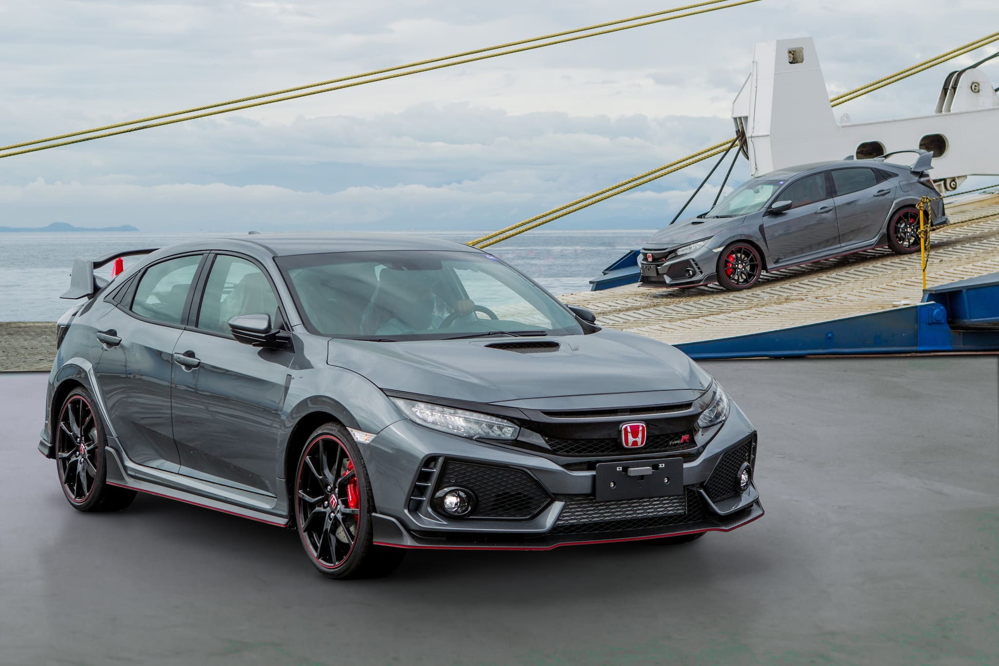 2018 Batch of Honda Civic Type R Units Now in PH, Much to Speculators' Chagrin
