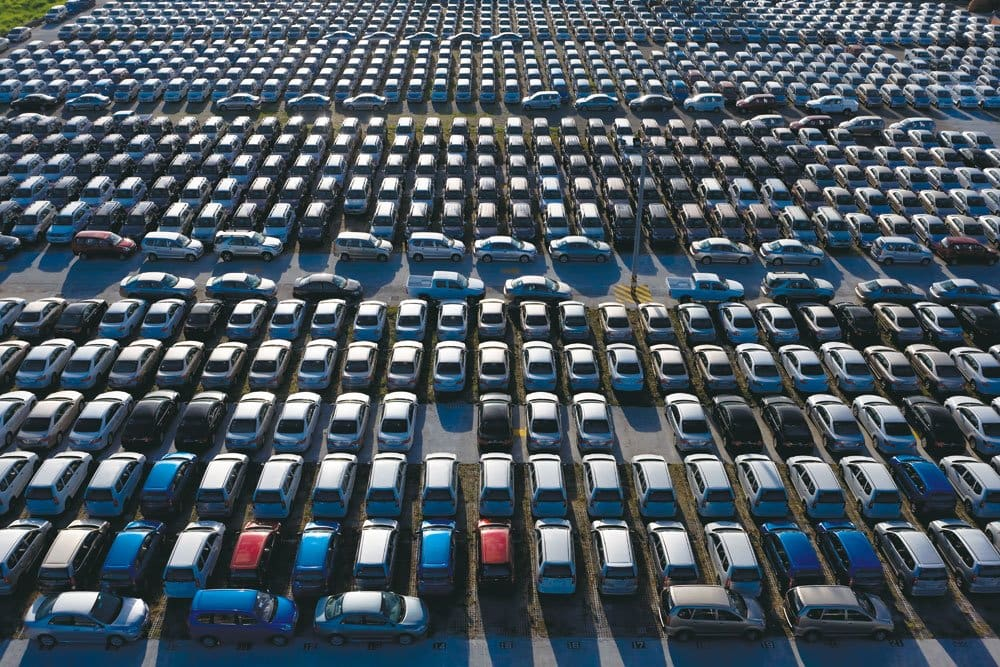 CAMPI, TMA Report Massive Drop in Vehicle Sales