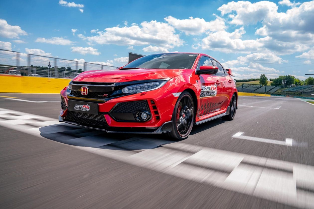 Honda Civic Type R Sets 5 New Lap Records this 2018