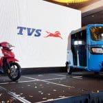 TVS Dazz and TVS King