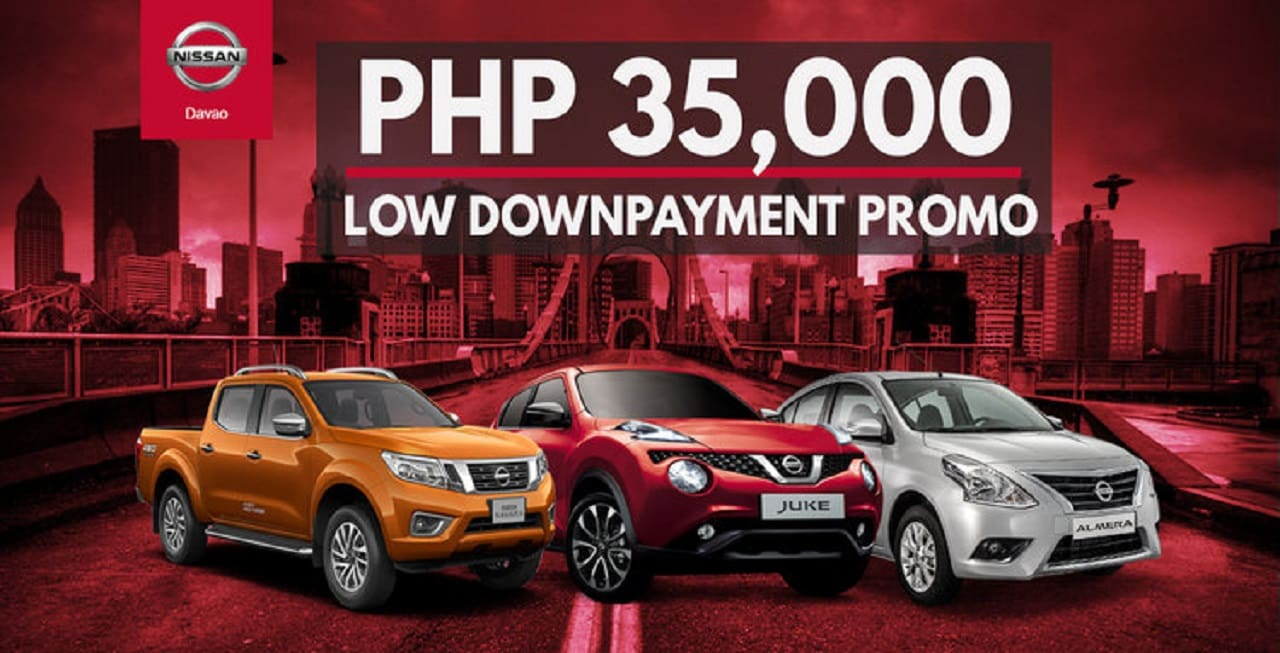 Nissan's Latest Promo: A Sleek New Nissan Almera 1.5 E for Just PHP35,000!