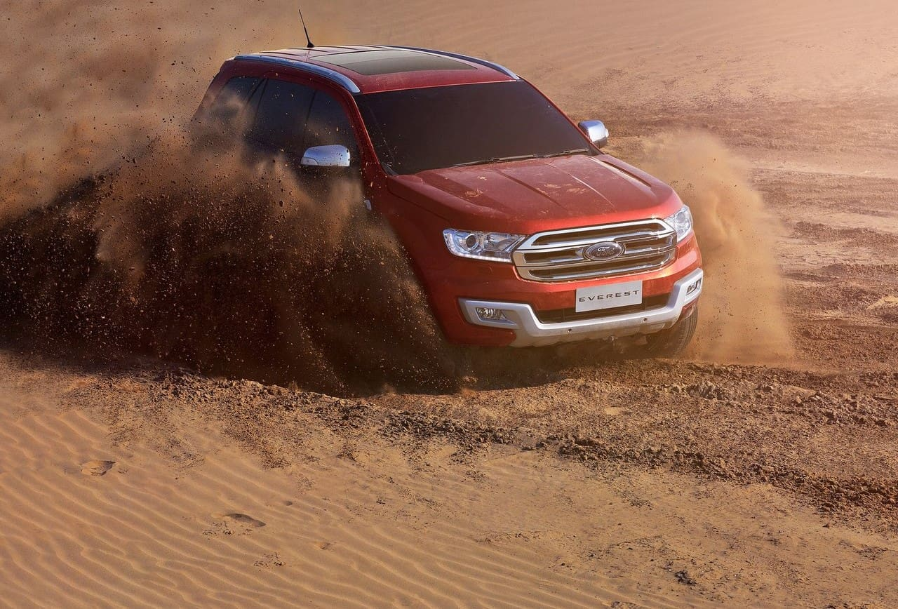 BUYER'S GUIDE: 2018 Ford Everest