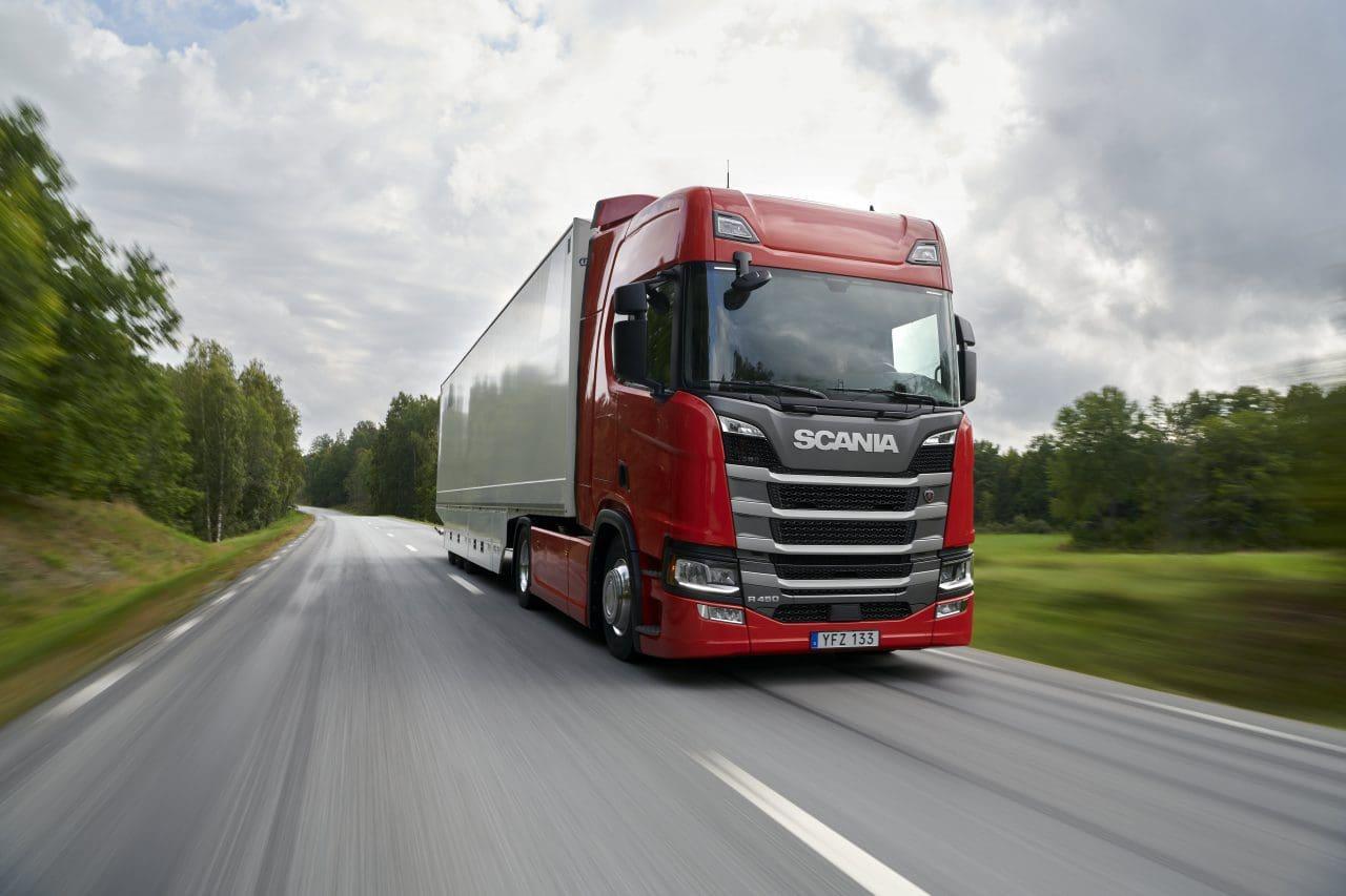 Scania to Debut New-Gen Trucks in 2018 IAA