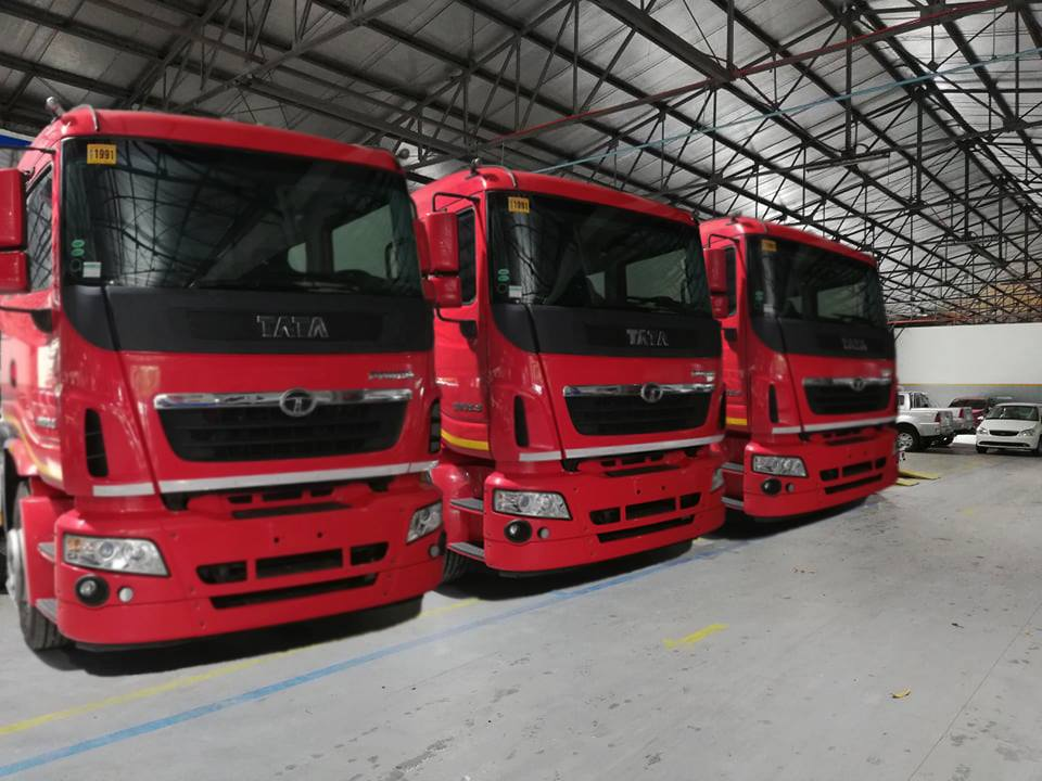 MMG Logistics Strengthen Fleet with New Units of Tata Prima