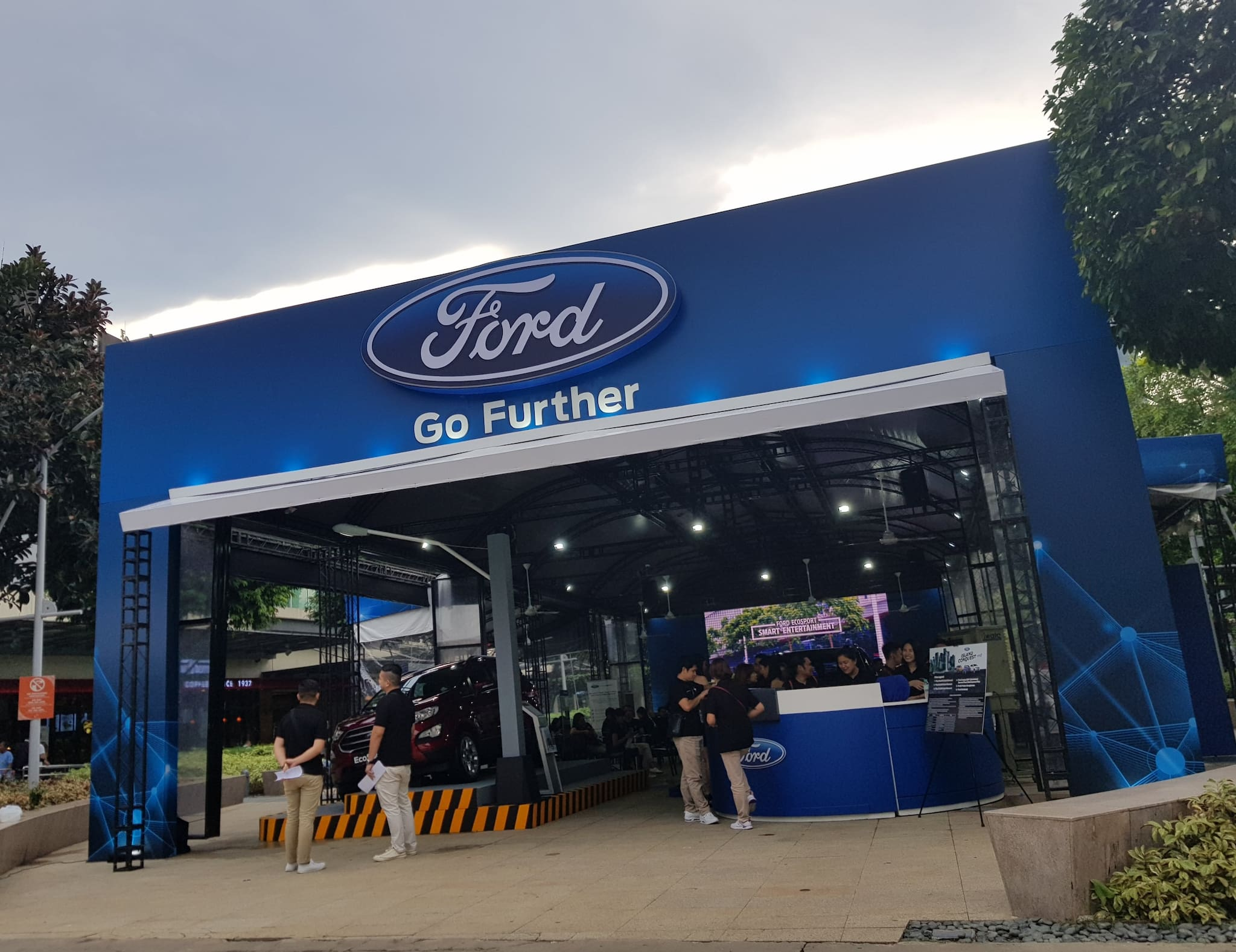 Ford PH holds Ford Island Conquest Year 2