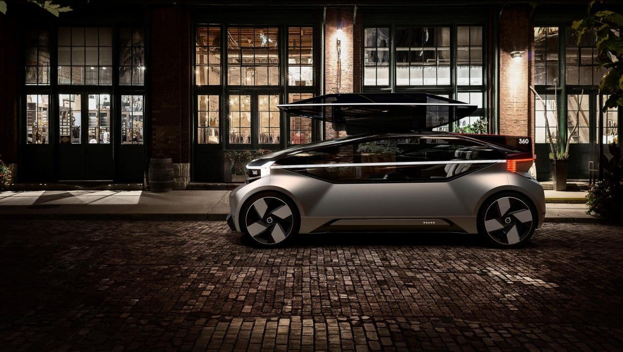 Volvo 360c Concept wants to Change the Way Humans Travel